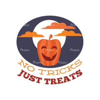 Halloween Vector Set 10 Vector Halloween 01 Clip Art - SVG & PNG vector