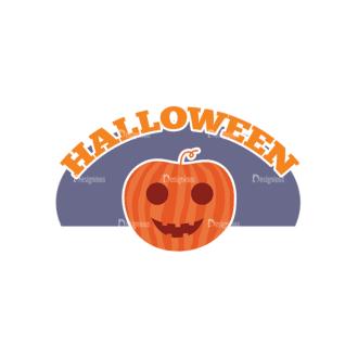 Halloween Vector Set 10 Vector Halloween 02 Clip Art - SVG & PNG vector