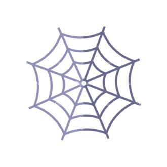 Halloween Vector Set 9 Vector Web Clip Art - SVG & PNG vector