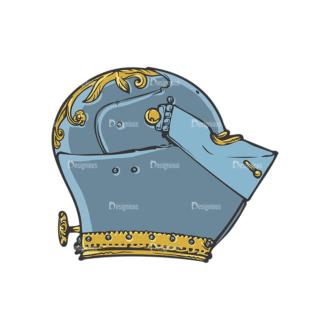 Helmet Vector 1 10 Clip Art - SVG & PNG vector