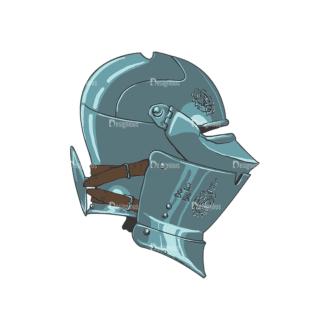 Helmet Vector 1 11 Clip Art - SVG & PNG vector
