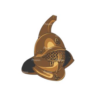 Helmet Vector 1 15 Clip Art - SVG & PNG vector