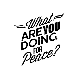 International Day Of Peace Typography 1 Vector Expanded Text 02 Clip Art - SVG & PNG vector
