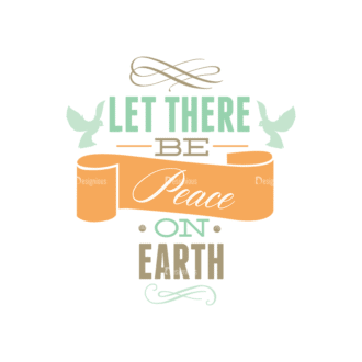 International Day Of Peace Typography 1 Vector Expanded Text 09 Clip Art - SVG & PNG vector