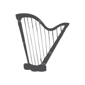 Music Vector 1 23 Clip Art - SVG & PNG vector