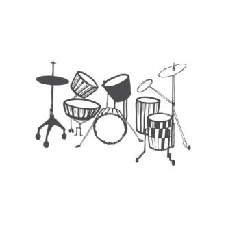 Music Vector 1 34 Clip Art - SVG & PNG vector