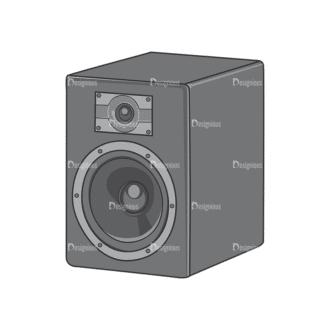 Music Vector 2 8 Clip Art - SVG & PNG vector