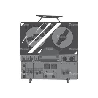 Music Vector 4 2 Clip Art - SVG & PNG vector