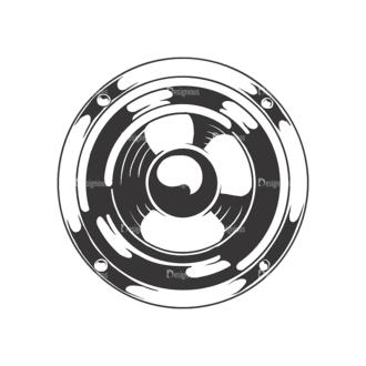 Music Vector 5 4 Clip Art - SVG & PNG vector