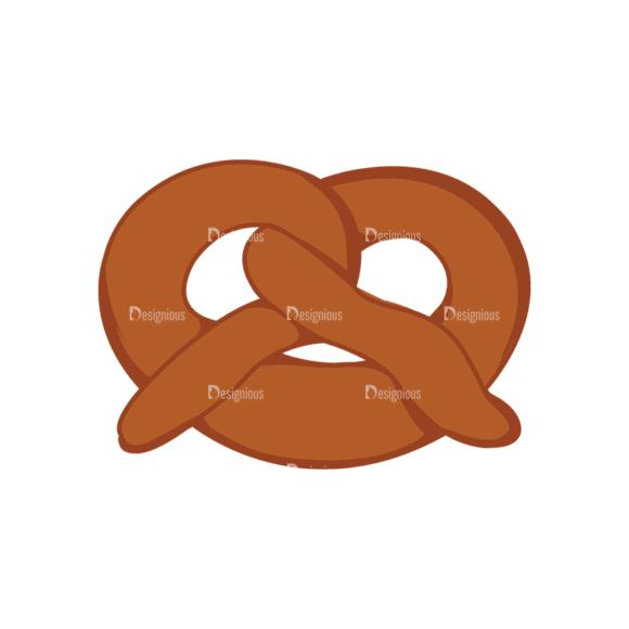 Oktoberfest Set 2 Vector Food 20 Clip Art - SVG & PNG vector