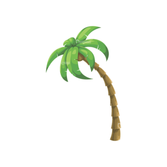 Palm Trees Vector 4 1 Clip Art - SVG & PNG palm