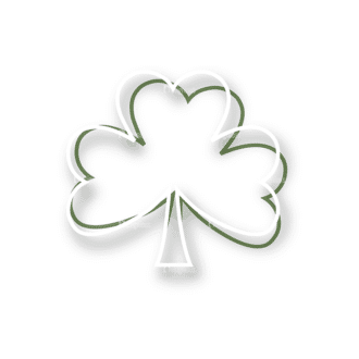 St Patrick'S Day Vector Elements Vector Clover Leaf 24 Clip Art - SVG & PNG leaf