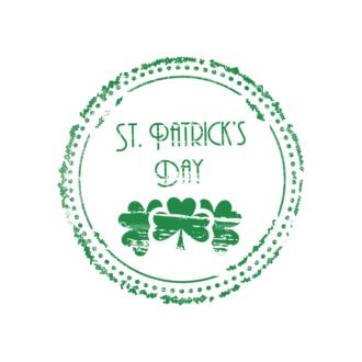 St Patrick'S Day Vector Elements Vector Logo 16 Clip Art - SVG & PNG vector
