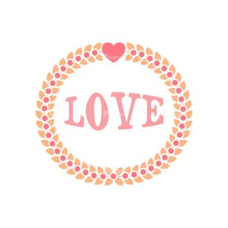 Valentine S Day Vector Set 5 Vector Valentine 03 Clip Art - SVG & PNG vector
