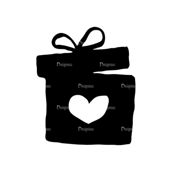 Valentine'S Day Set 20 Vector Gift Clip Art - SVG & PNG vector