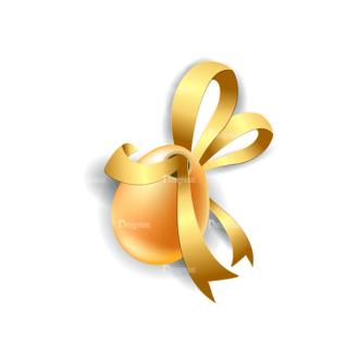 Vector Easter Elements 1 Vector Eater Egg 02 Clip Art - SVG & PNG vector