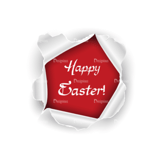 Vector Easter Elements 2 Vector Happy Easter 03 Clip Art - SVG & PNG vector