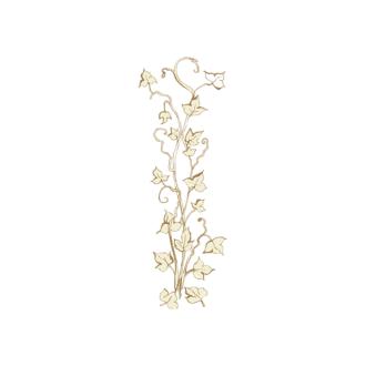 Vector Floral Ornaments 3 Vector Leaves Clip Art - SVG & PNG floral