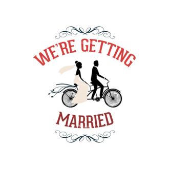 Vintage Wedding Vector Wedding 15 Clip Art - SVG & PNG vector