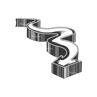 Arrows Pack 2 4 Clip Art - SVG & PNG vector