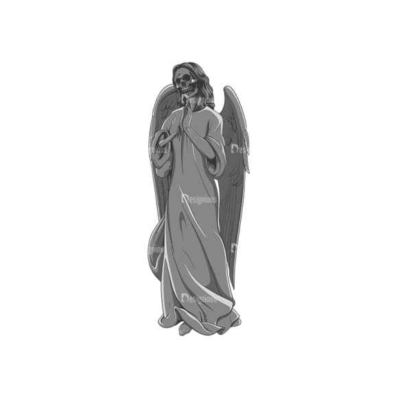 Dark Gothic Vector 1 1 Clip Art - SVG & PNG vector