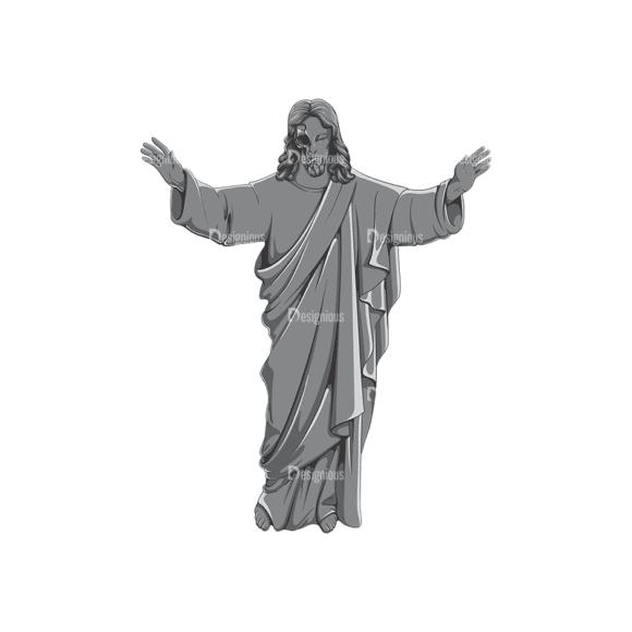 Gothic Vector 2 5 Clip Art - SVG & PNG vector