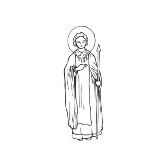 Religion Vector 1 16 Clip Art - SVG & PNG vector