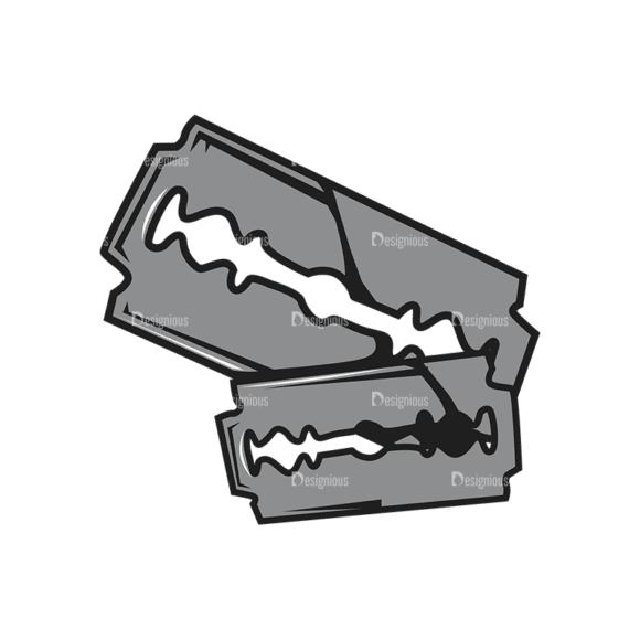Skull Vector Clipart 14-18 Clip Art - SVG & PNG vector