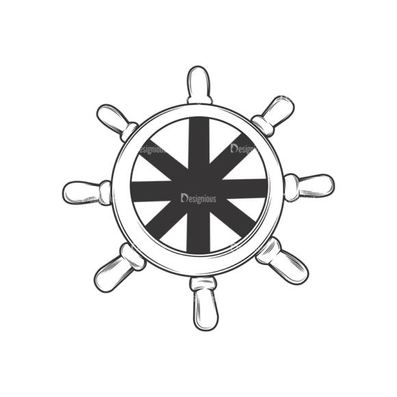 Skull Vector Clipart 17-12 Clip Art - SVG & PNG vector