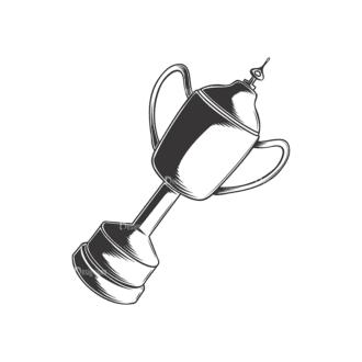 Skull Vector Clipart 17-5 Clip Art - SVG & PNG vector