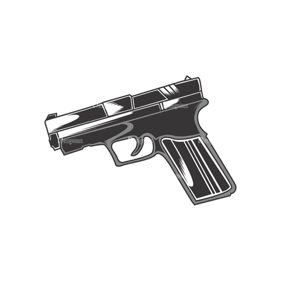 Skull Vector Clipart 17-8 Clip Art - SVG & PNG vector