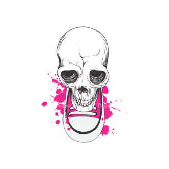 Skull Vector Clipart 9-6 Clip Art - SVG & PNG vector