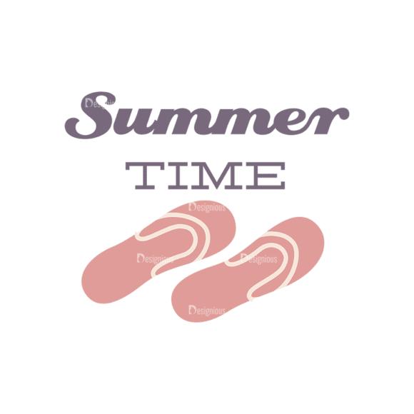 Vacation Emblems Vector Set 1 Vector Summer 15 Clip Art - SVG & PNG summer
