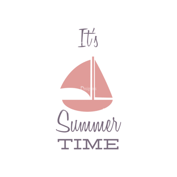 Vacation Emblems Vector Set 1 Vector Summer 20 Clip Art - SVG & PNG summer