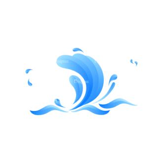 Waves Vector Set 1 Vector Wave 03 Clip Art - SVG & PNG wave