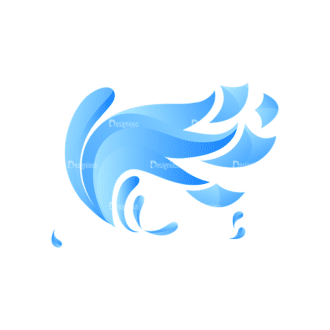 Waves Vector Set 1 Vector Wave 05 Clip Art - SVG & PNG wave