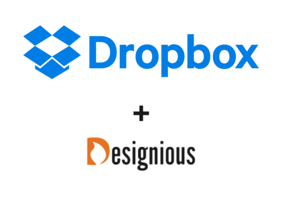Designious Library Dropbox Add-on Library Add-ons add-on