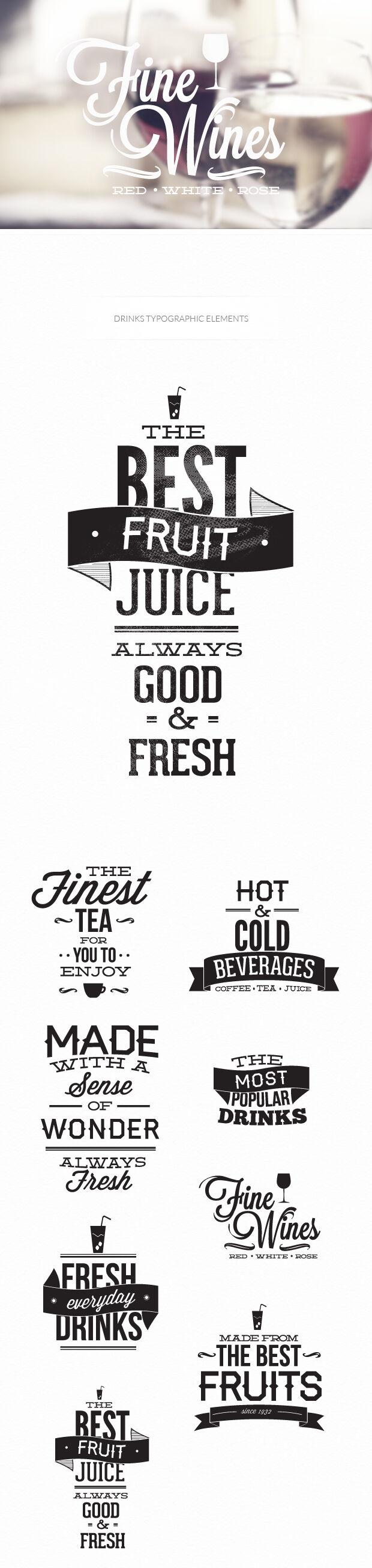 Typezilla 1: Super Premium Typography Set 6